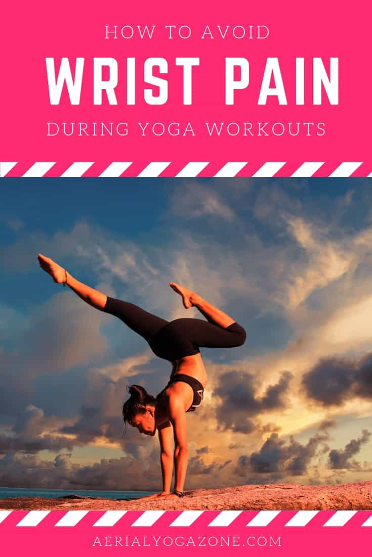 Avoid wrist pain during yoga