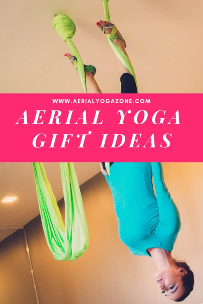 Aerial yoga gifts - gift ideas for aerialists