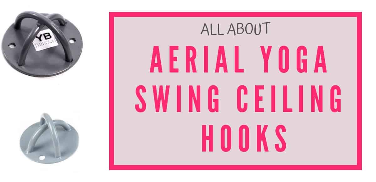 All About Yoga Trapeze Ceiling Hooks