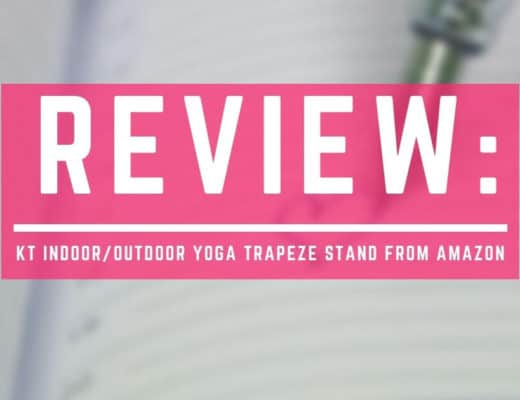 KT Yoga Stand Review