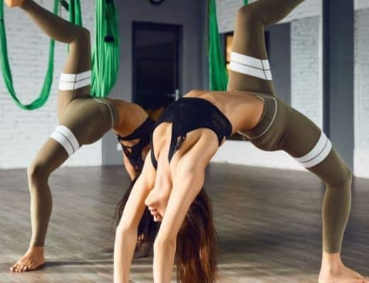 The Dos & Don'ts of Aerial Yoga