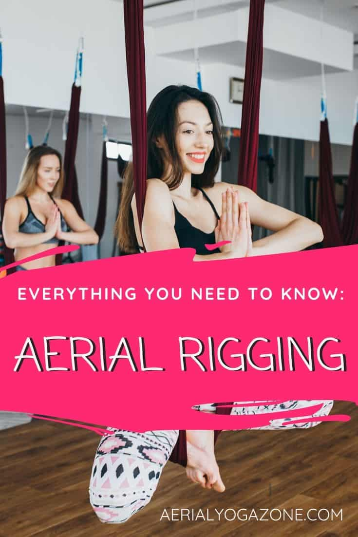 Everything you need to know about Aerial Rigging